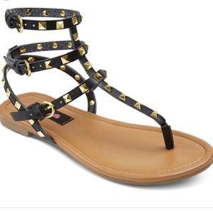 Betseyville studded sandals